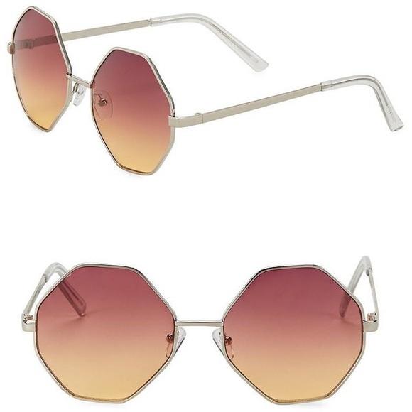 b295b86967878 Torrid oversized festival wire rim sunglasses